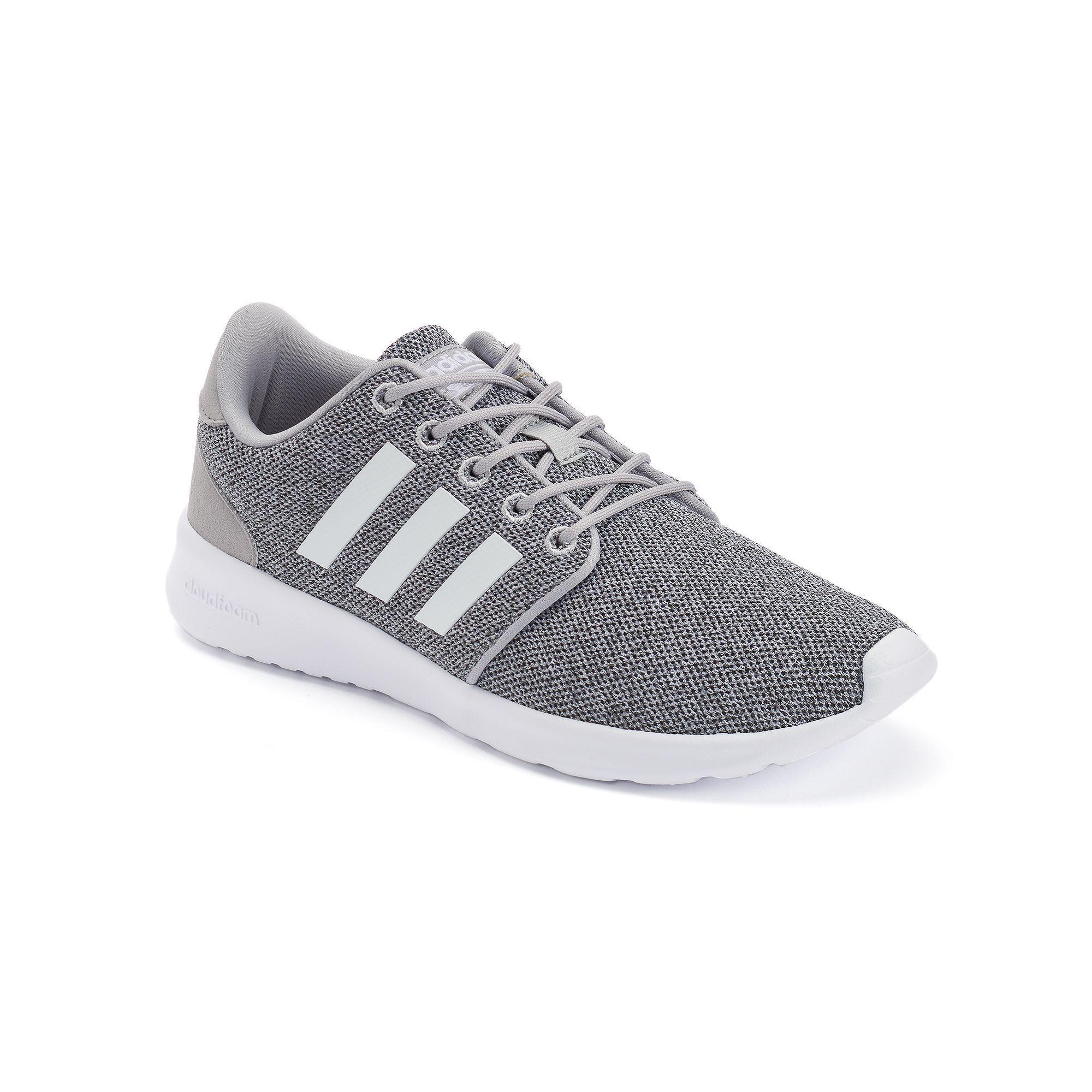 offer discounts preview of arrives Adidas NEO Cloudfoam QT Racer Women's Shoes, Size: 7.5 ...
