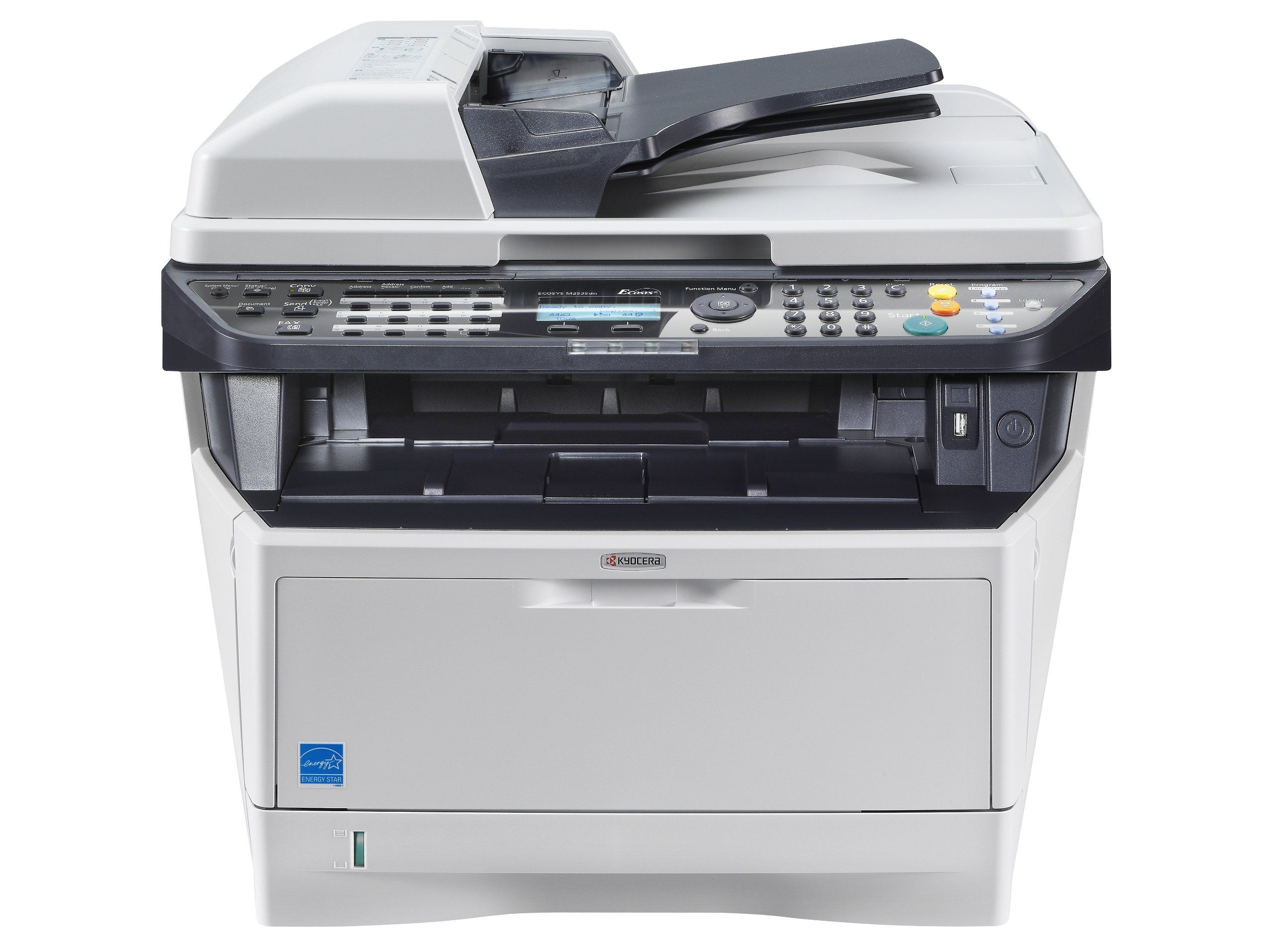 Kyocera Ecosys M2035dn Laser Multifunction Printer Monochrome