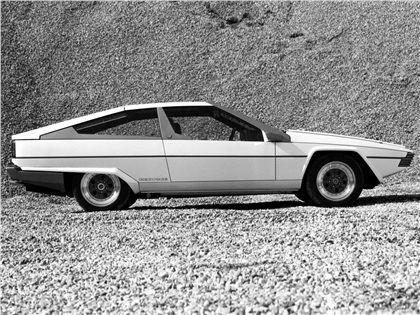 Jaguar Ascot (Bertone), 1977