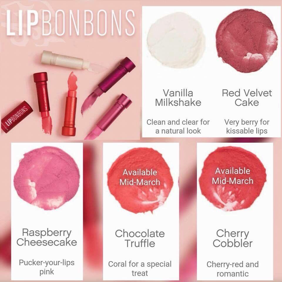 Lip Bonbons Red Velvet Cake