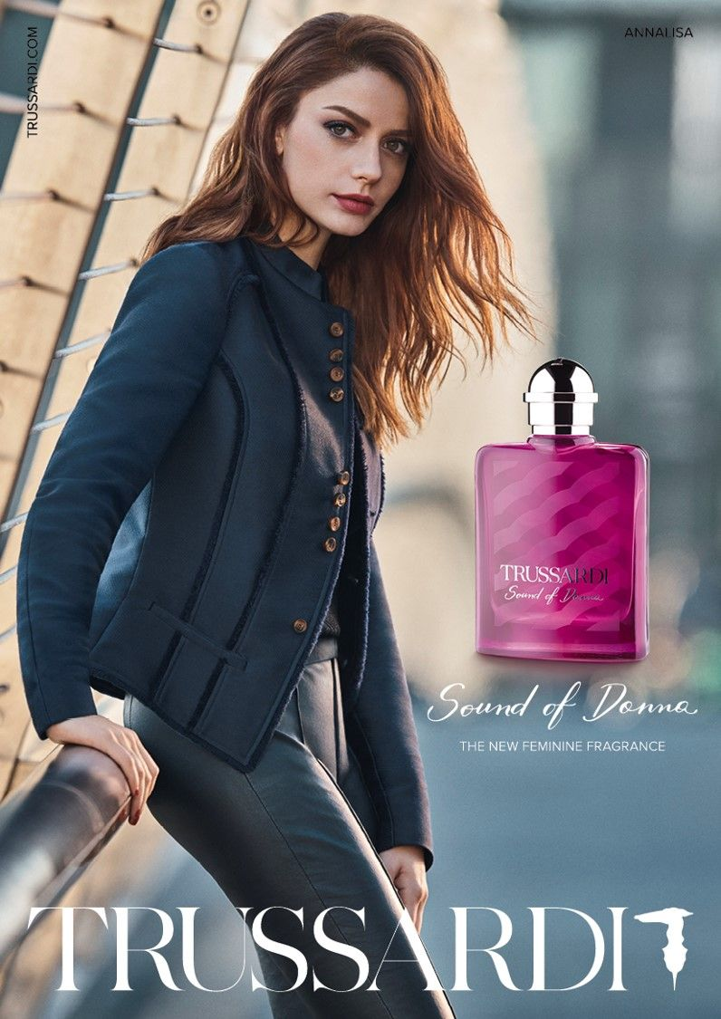 Trussardi Sound Of Donna Franks Perfume Launches Perfume