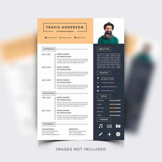 Download Modern Resume Template For Free Modern Resume Template Free Modern Resume Template Resume Template Free