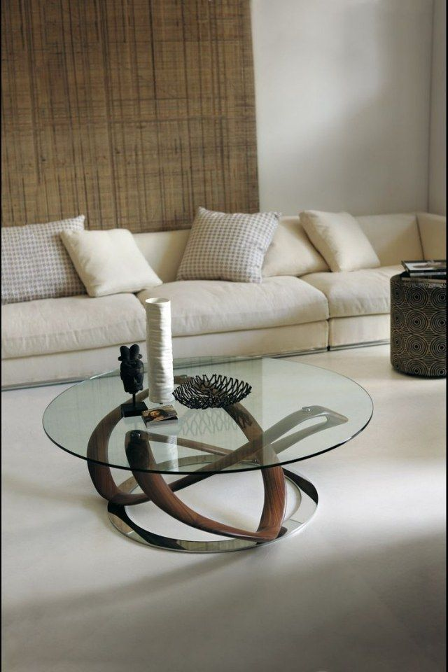 Table Basse Design Le Bijou Dans Chaque Domicile Moderne