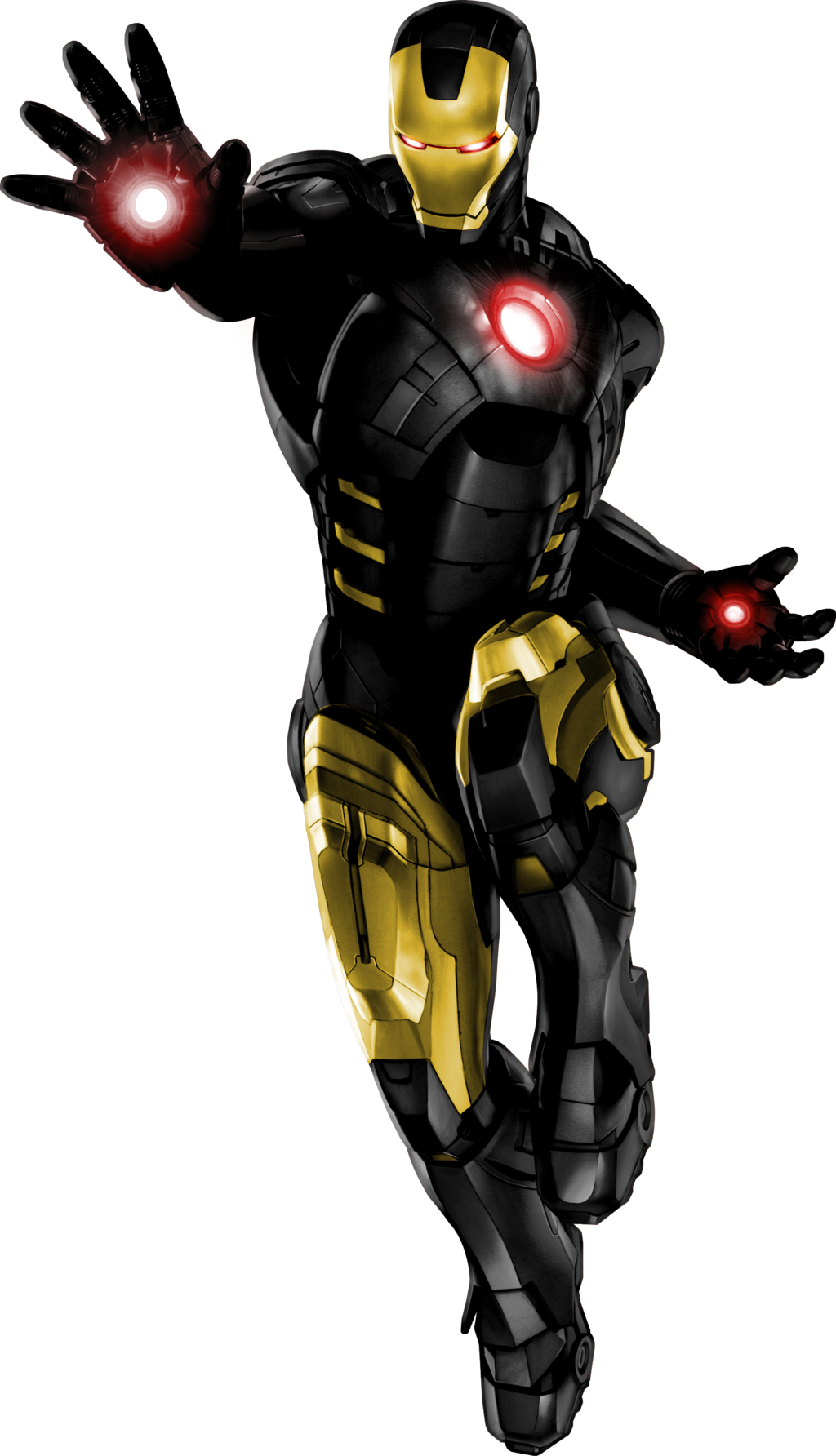 iron man black and gold | Displaying 18> Images For - Iron ...