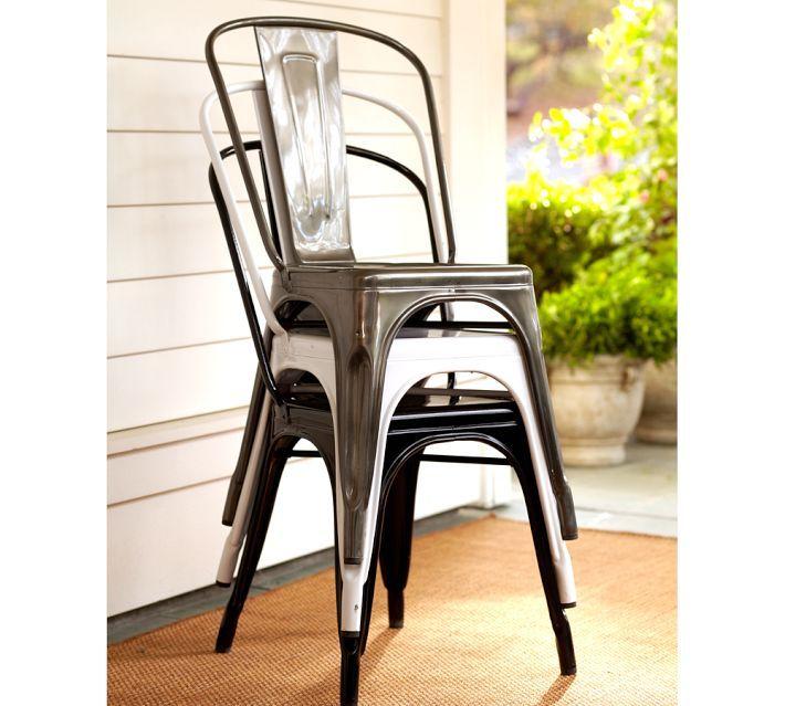 Decor Look Alikes | Save 160.00 Vs PB Tolix Cafeu0027 Chair