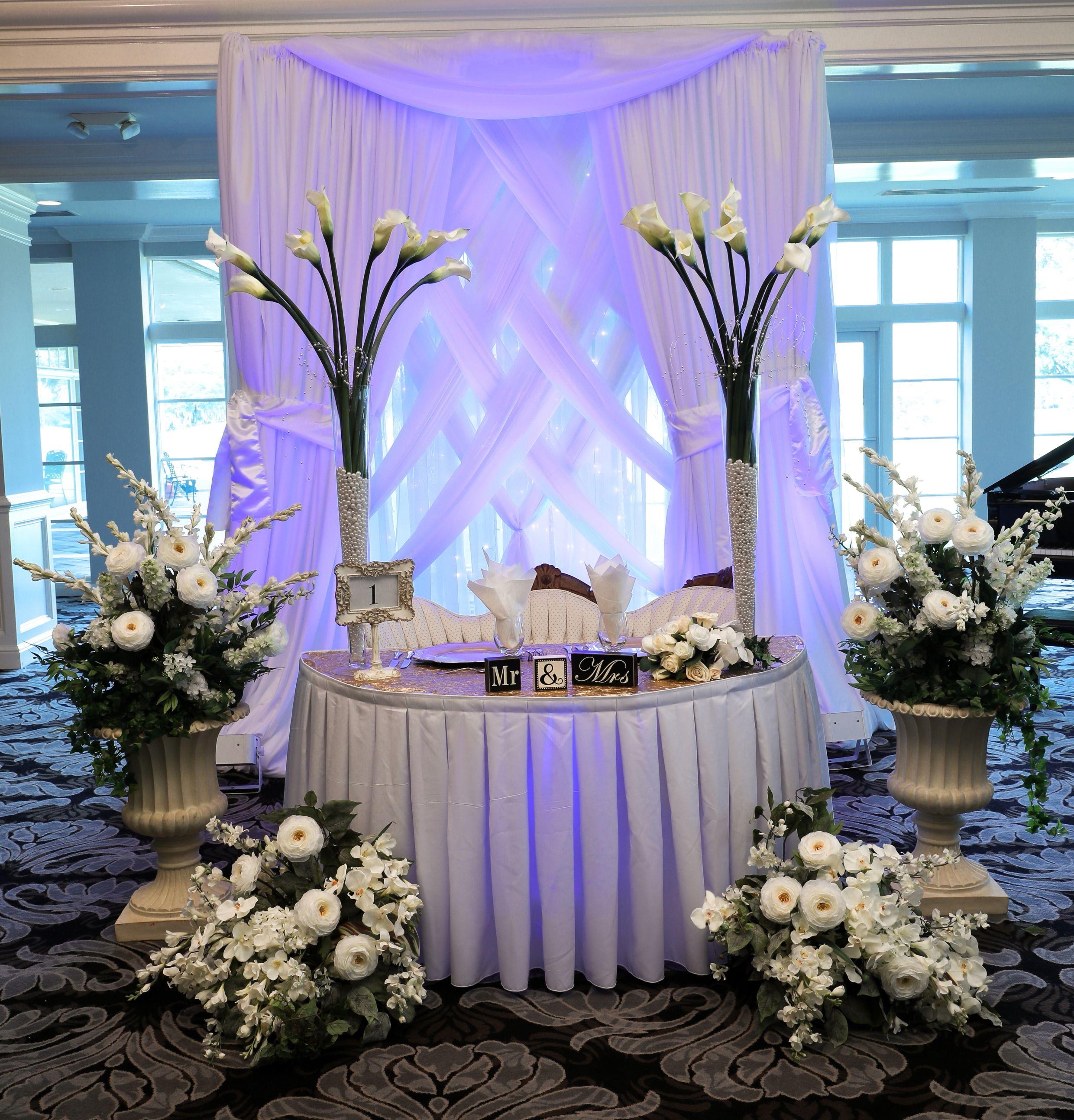 Siesta Key Beach Wedding Ceremony: Pin By Beach Breeze Weddings On Reception Design