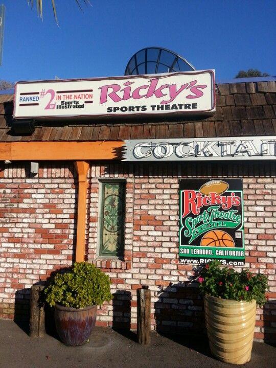 Ricky S Sports Theatre Grill San Leandro San California Vacation