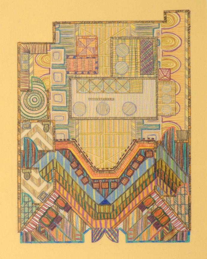 Rare Form Brewery, detail 2014, Jennifer Hunold | Geometry ...