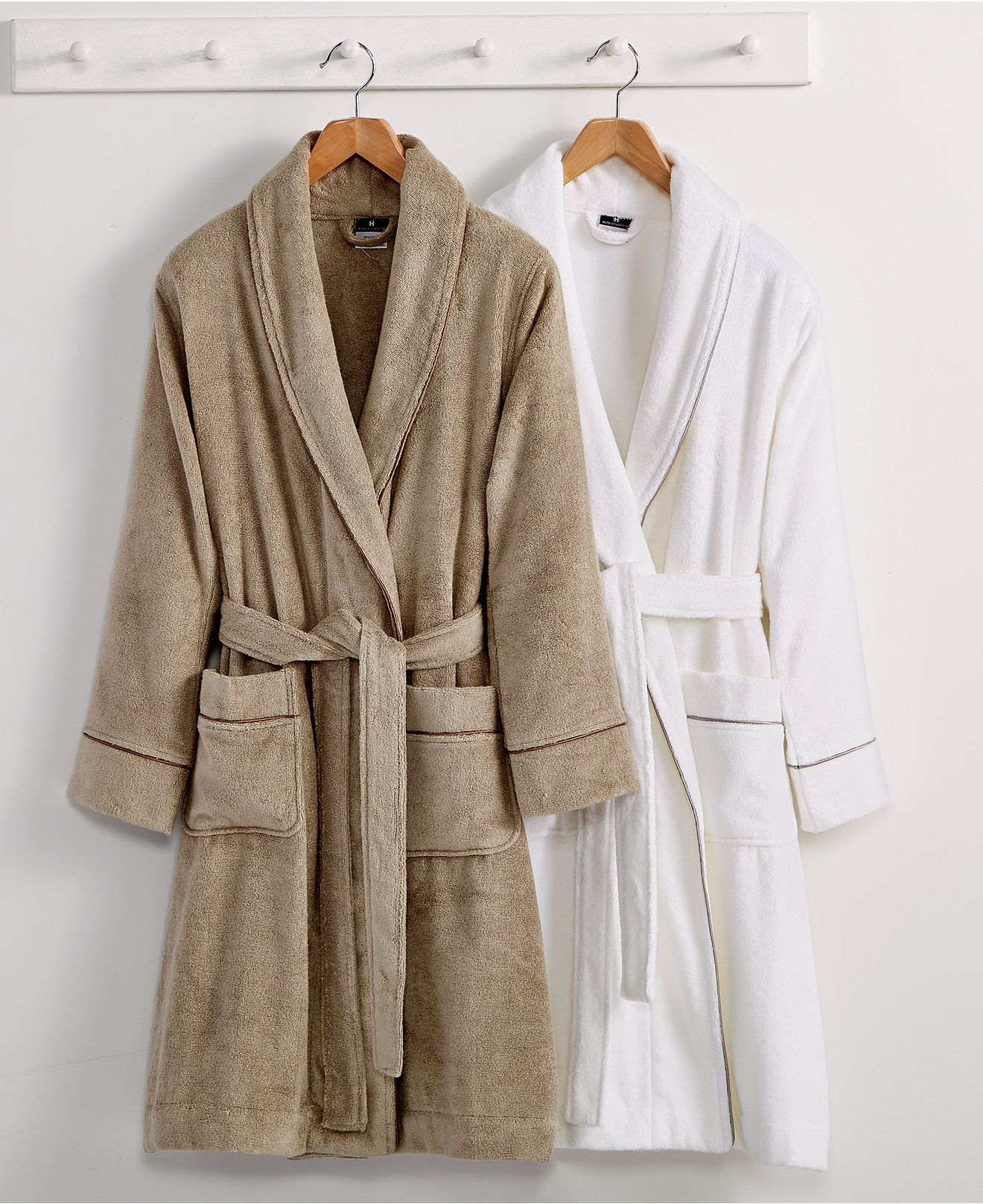 Definitely need a bathrobe that is NOT mint green. 39c4362a7