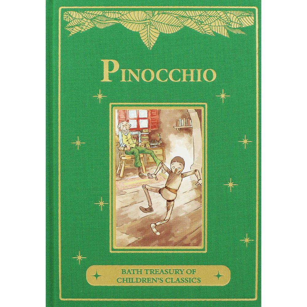 Pinocchio Bath Treasury Of Children S Classics Hardback Carlo Collodi Classic Books Children Carlo Collodi Pinocchio [ 1000 x 1000 Pixel ]