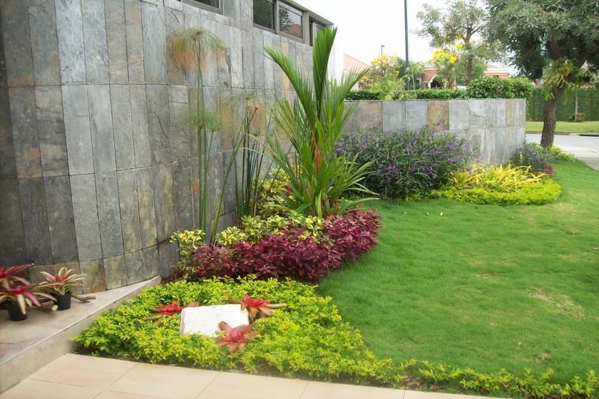 Diseno de jardines ideas de diseo de jardn para la parte for Diseno jardines