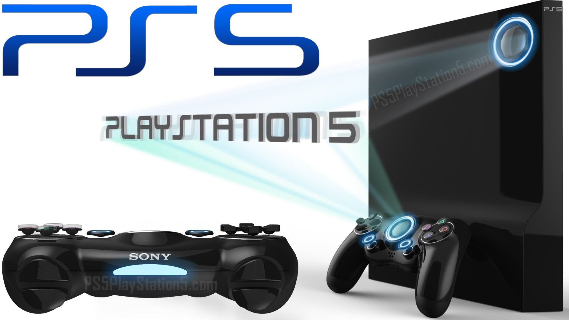 Ps5 And Dualshock 5 Playstation 5 Playstation Dualshock
