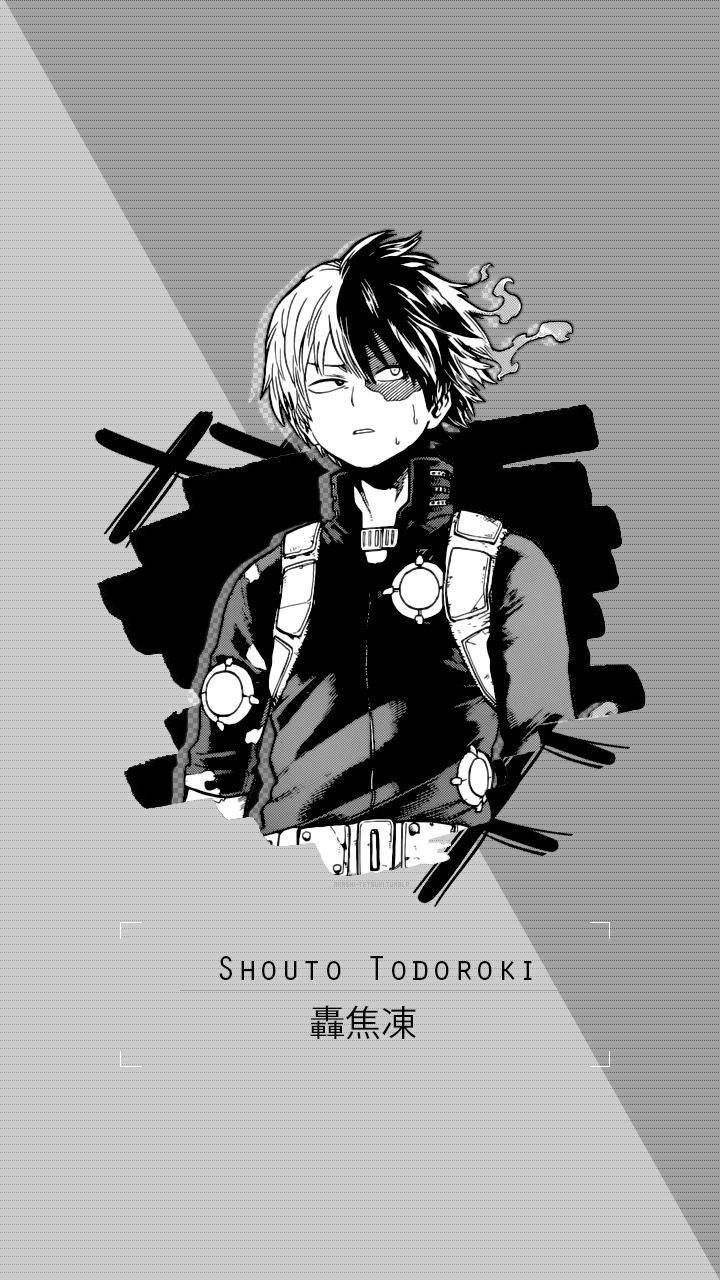 """Todoroki wallpaper by 127Allwallpapers127 - a2 - Free on ZEDGEâ""""¢"""