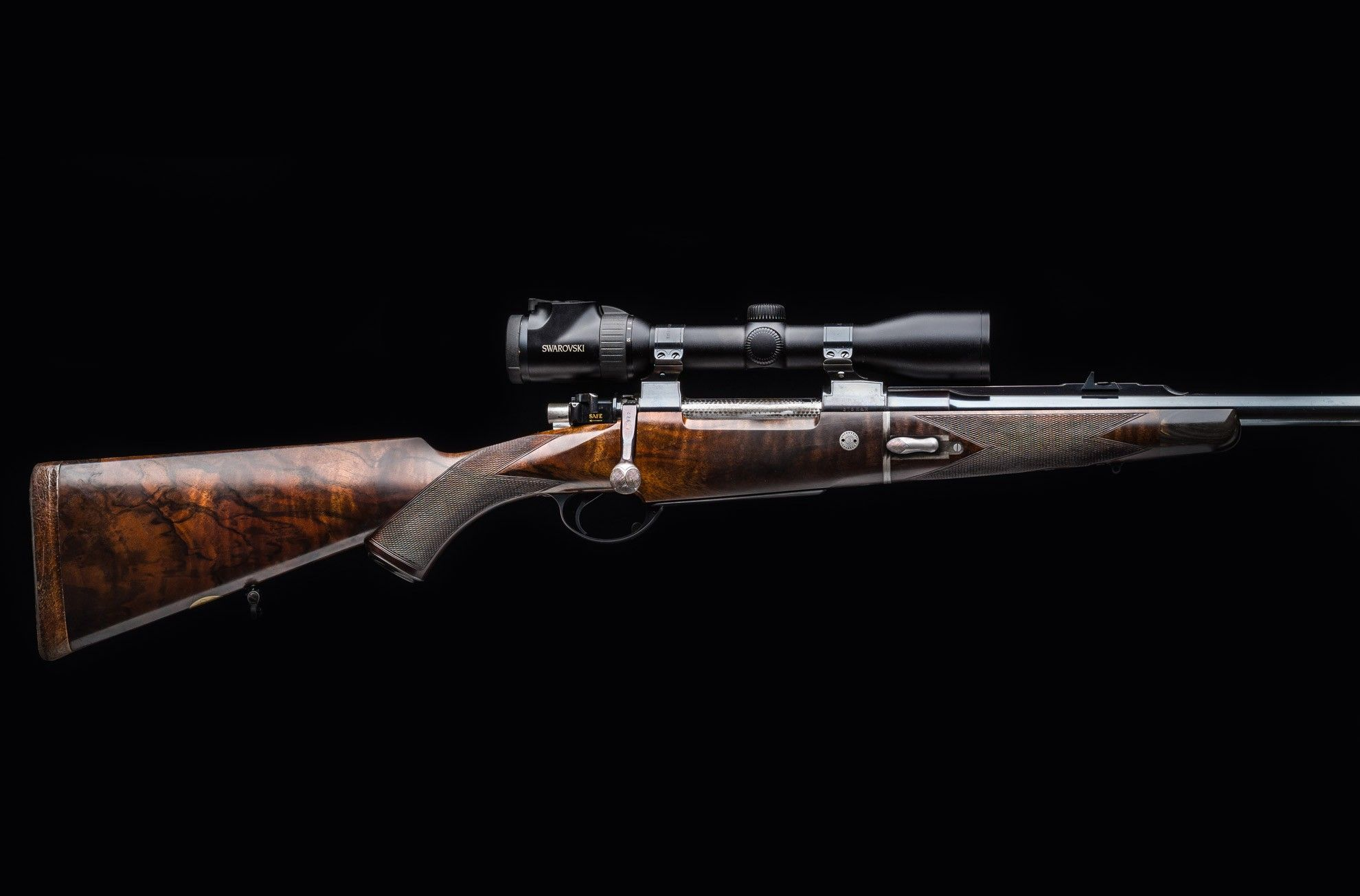 Westley Richards bolt action rifle | GEAR | Pinterest ...