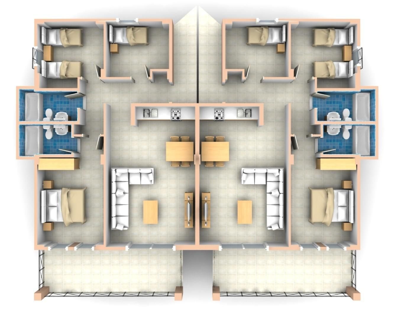 Small 3 Bedroom Apartment Floor Plans At Trend Desk Ideas Related Post Of House Flooring Three Bedroom House Apartment Floor Plans