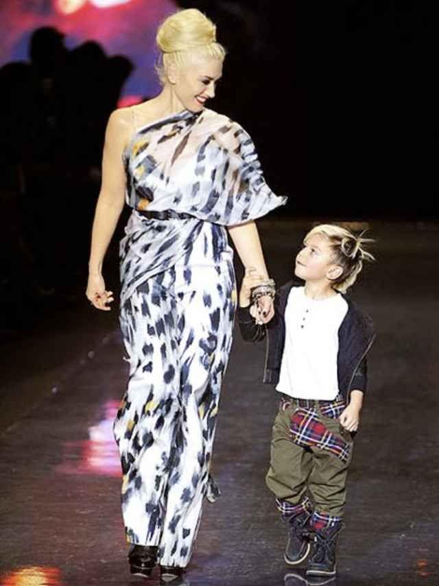 Good News For Mini Fashionistas Gwen Stefani Does A Kid S Line