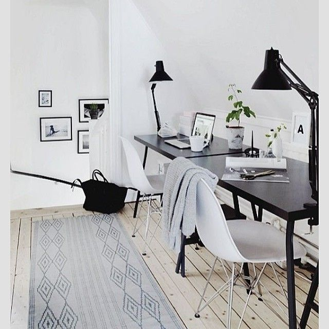 Office Decor Inspiration. Home Decor: Creating The Look For Less | Red  Fairy Project