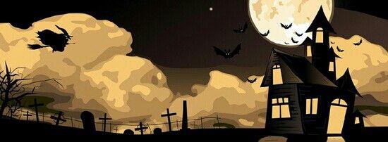 Halloween Facebook Timeline Cover