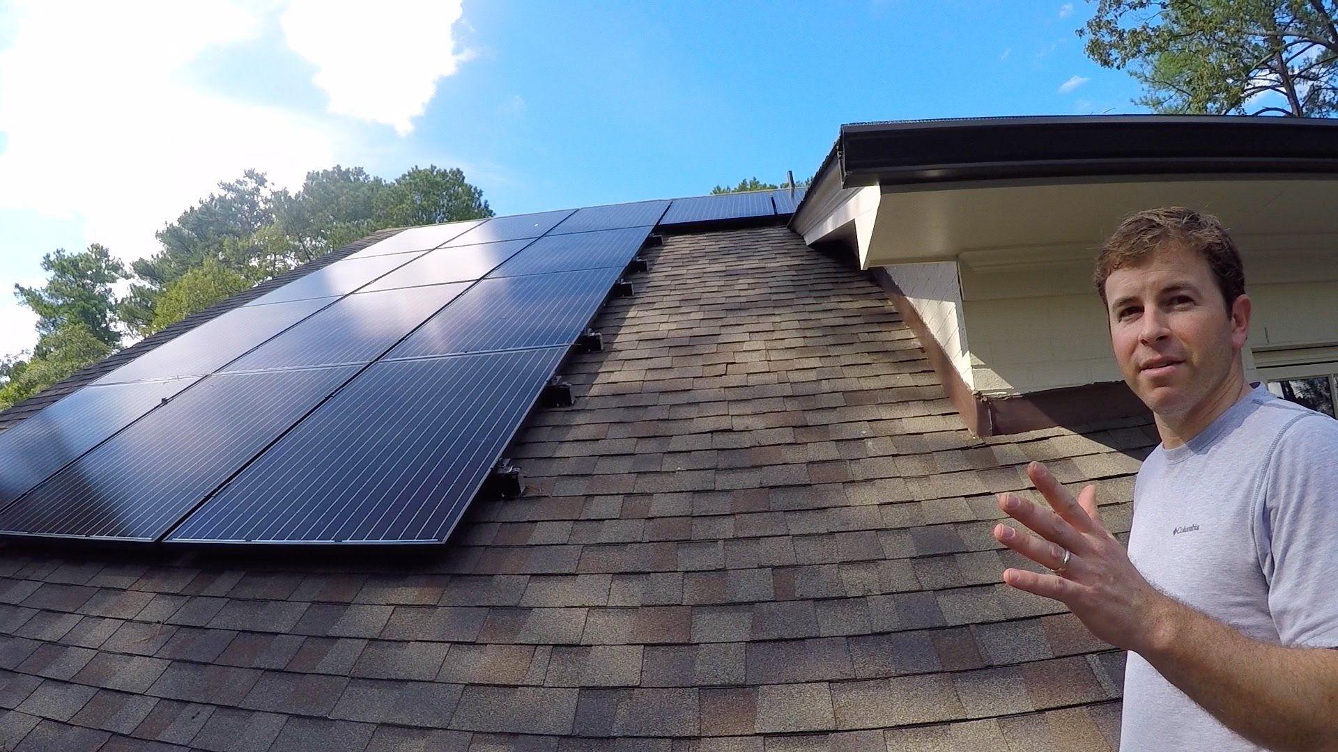 Going Solar And The Tesla Powerwall Solar Panels Solar