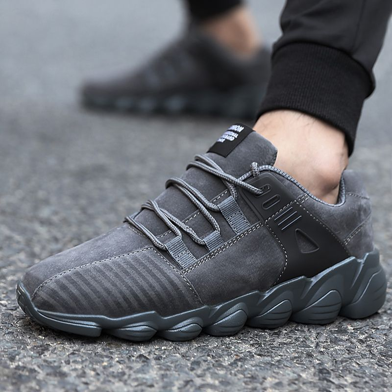 Men High Quality Shoe Sneakers 2018 Fashion Breathable Spring / Autumn  Light Comfortable Casual Shoes Lace-Up Hard-Wearing Shoes Price: 33.78 &  FREE ...