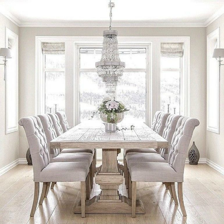 7 Neutral Dining Room Chairs You Will Covet Next Season Elegant