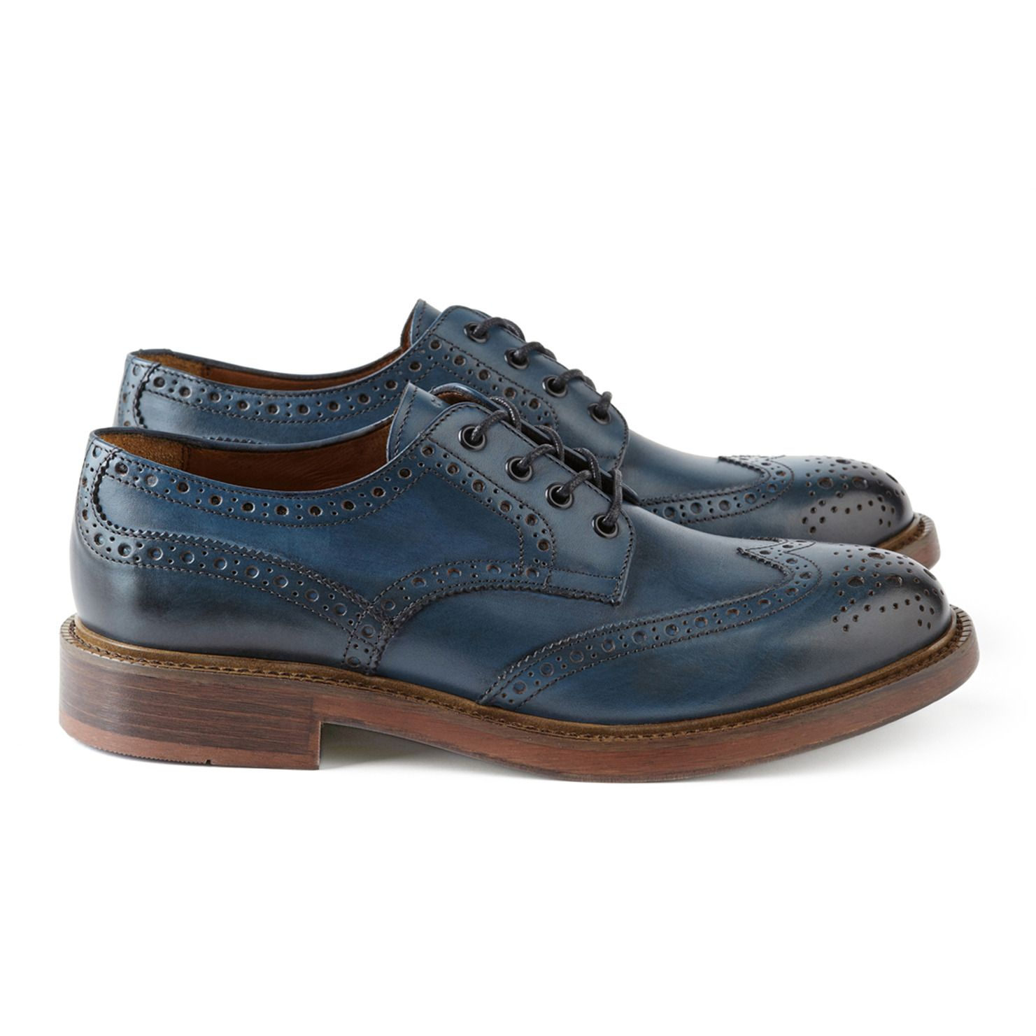 Mr Bs Tommi Round Toe Leather Oxford  N9N5XJW32