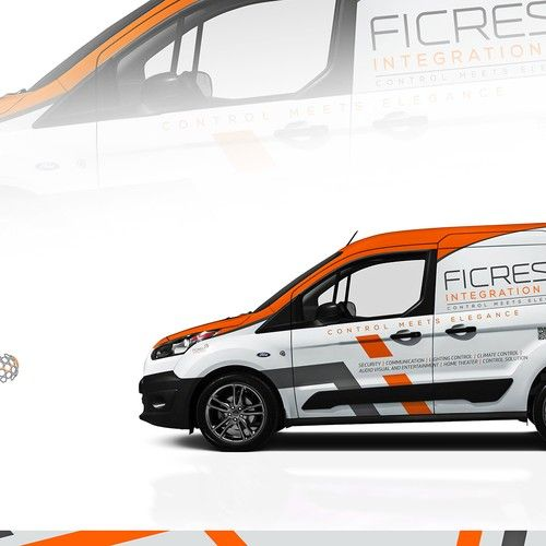 Design A Clean And Elegant Car Wrap For 2015 Ford Transit Connect Design By Georgelayers Vehicle Signage Classy Cars Ford Transit