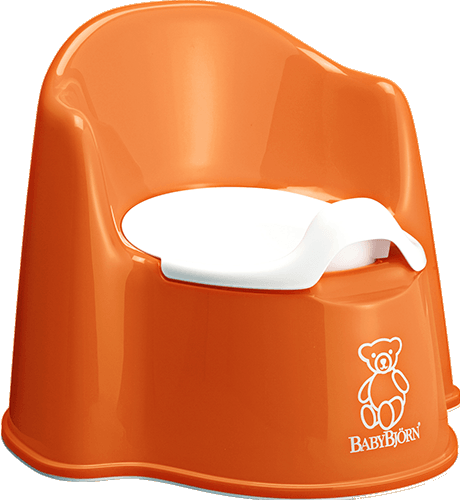 Comfy Potty Chair In Lovely Colors Babybjorn Potty Chair Baby Bjorn Potty Seat