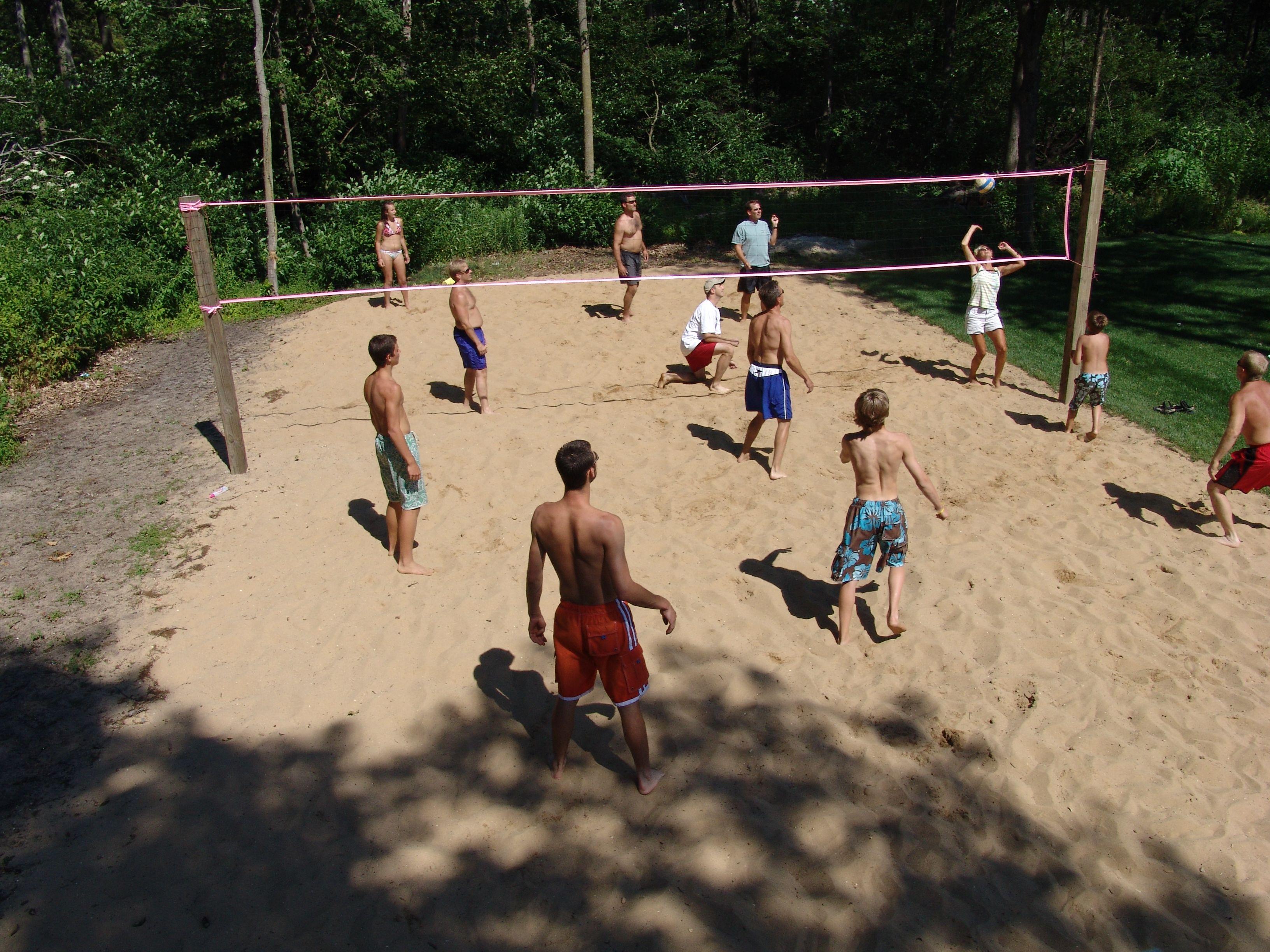 Beach Volleyball Voleibol Volei Volei De Praia