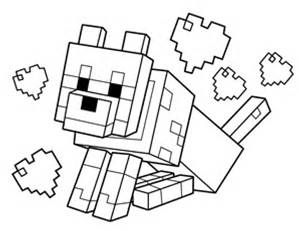 printable minecraft coloring pages bing images - Minecraft Coloring Pages 2