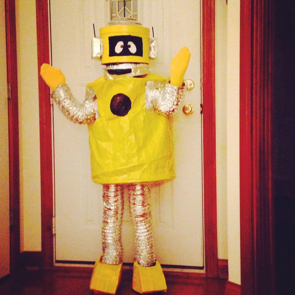 Homemade Plex costume from Yo Gabba Gabba! | diy | Yo ...