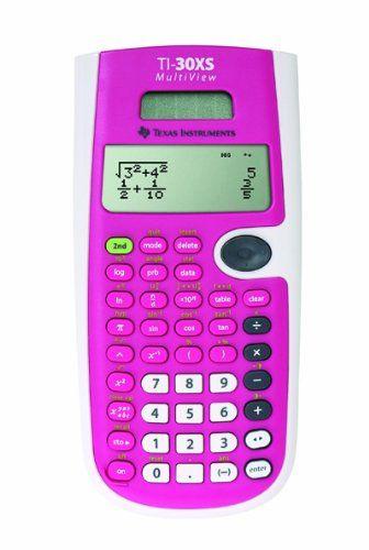 texas instruments ti 34 multiview scientific calculator manual