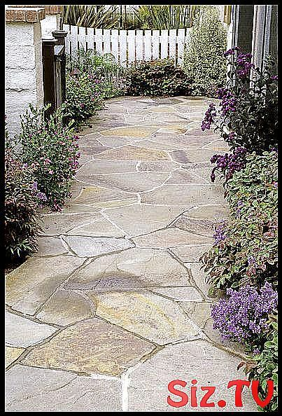 Photo of 27 simple and inexpensive walkway ideas for your garden Simple walkway idea …