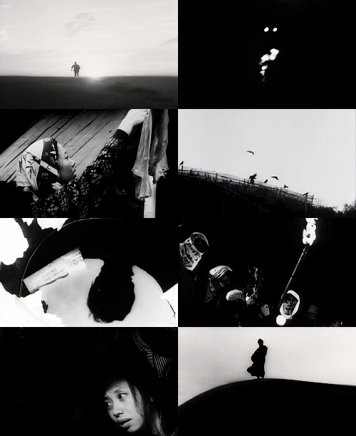 Beautiful cinematography | Woman in the Dunes