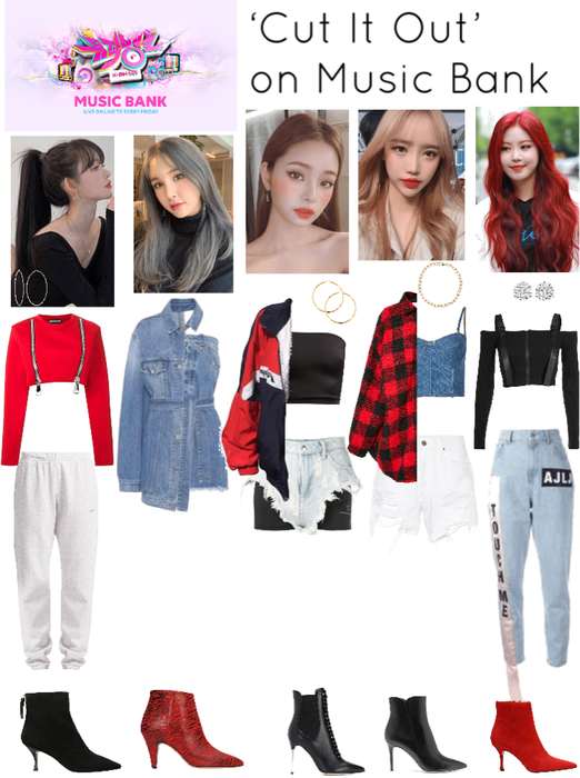 My Fake Kpop Girl Group Bts Inspired Outfits Kpop Fashion Outfits Stage Outfits