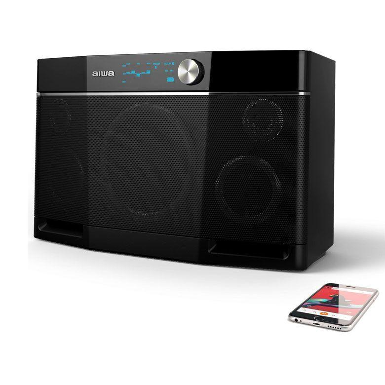 Aiwa Exos 9 Portable Bluetooth Speaker Bluetooth Speakers