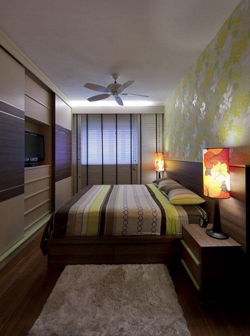 Top 10 Interior Design For Small Rectangular Bedroom Top ...