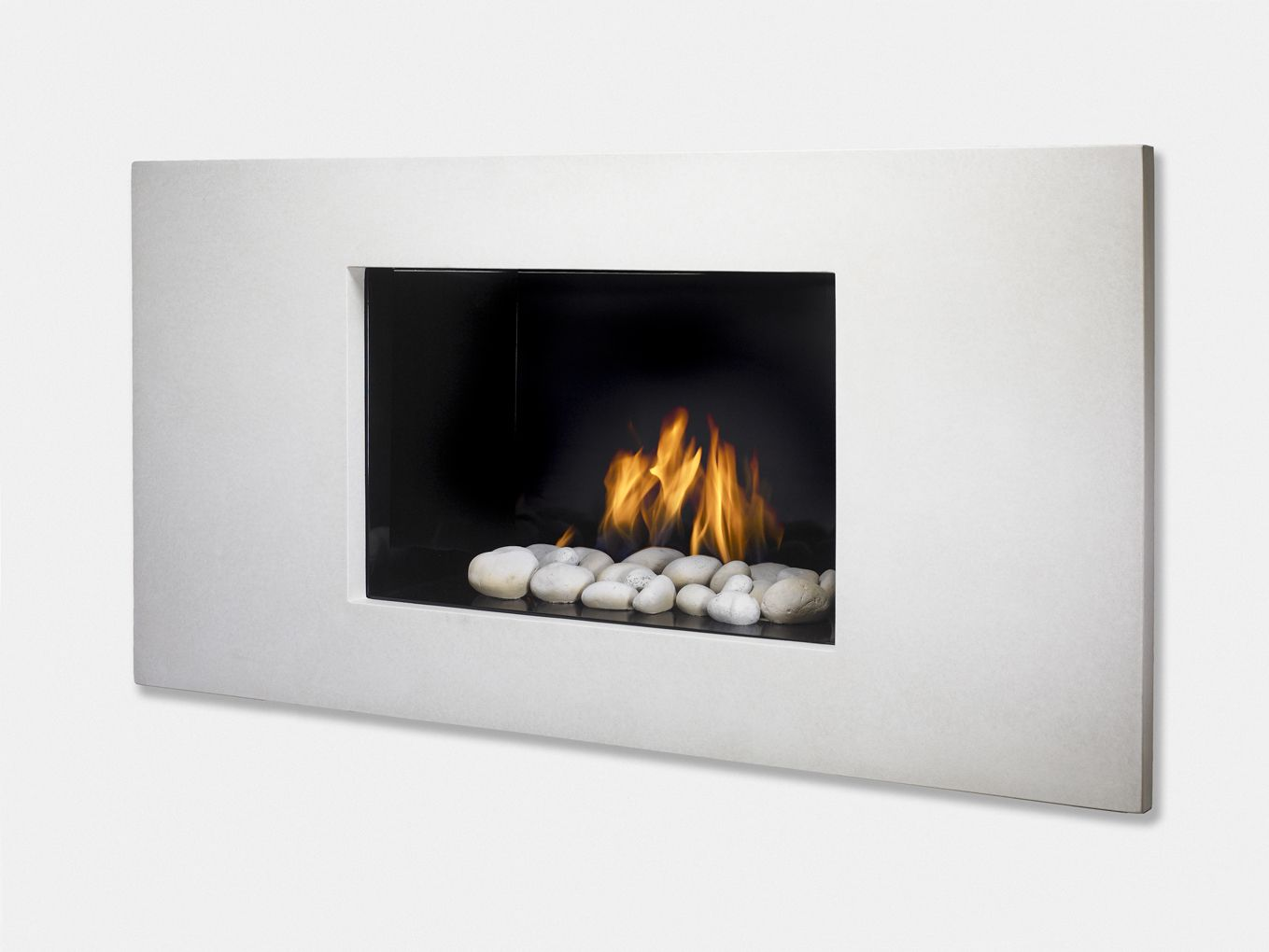 new looks u2013 fresh colors in modern gas fireplaces from european