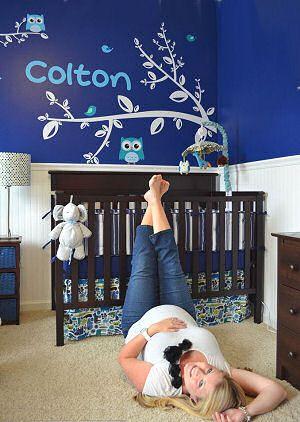 Owl Baby Nursery Theme And Decor For A S Room Cute