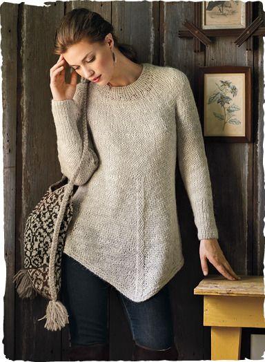 3645598ecf Stylish Women s Tunic Tops   Tunic Sweaters beautifully knit in Luxurious Peruvian  Pima Cotton or Alpaca. Exclusive Womens Clothing with Original Designs ...