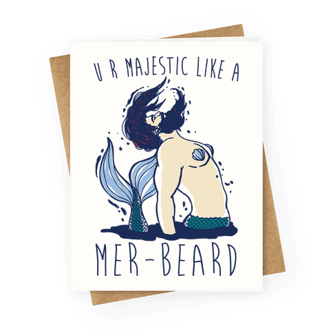 Majestic mer beard its time to unleash your flawless beautiful majestic mer beard its time to unleash your flawless beautiful bearded merman m4hsunfo