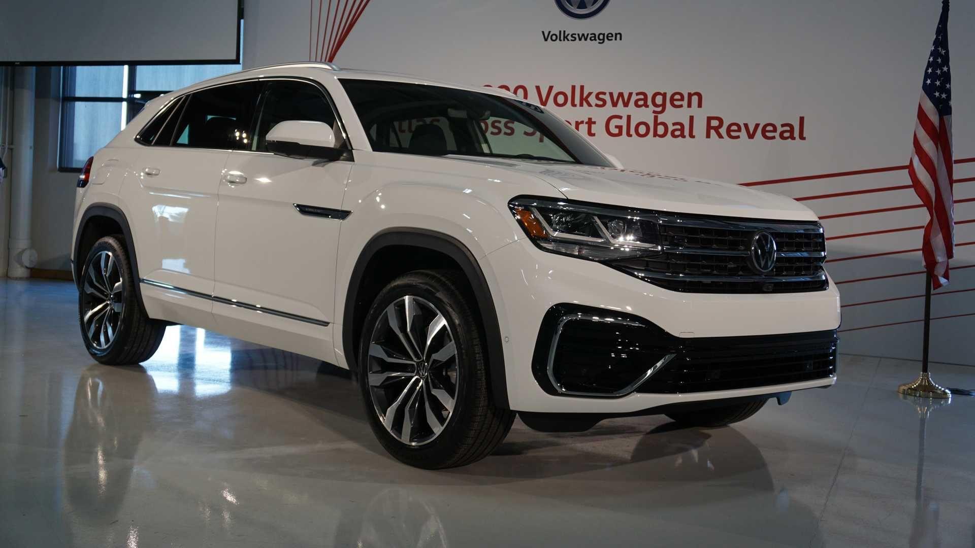 2020 Volkswagen Atlas Cross Sport Spesification Di 2020