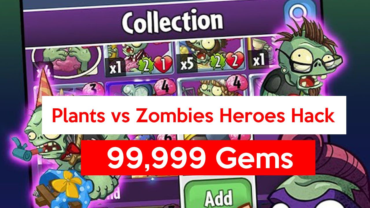 Pvz Heroes Hack All Heroes How To Hack Plants Vs Zombies Heroes Plants Vs Zombies Hero All Hero