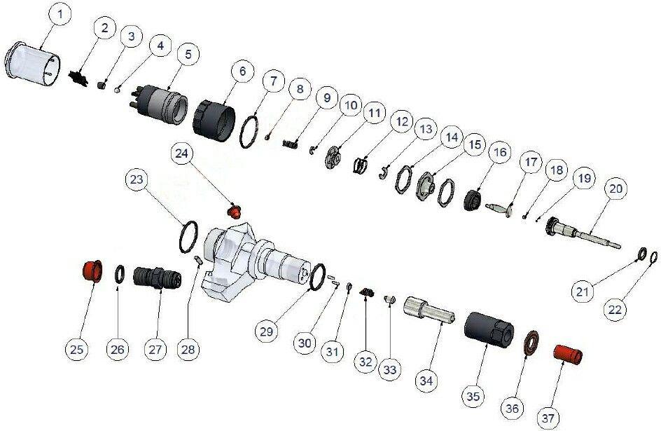 Duramax Lb7 Injector Internals: Duramax Injector Wiring Diagram At Shintaries.co