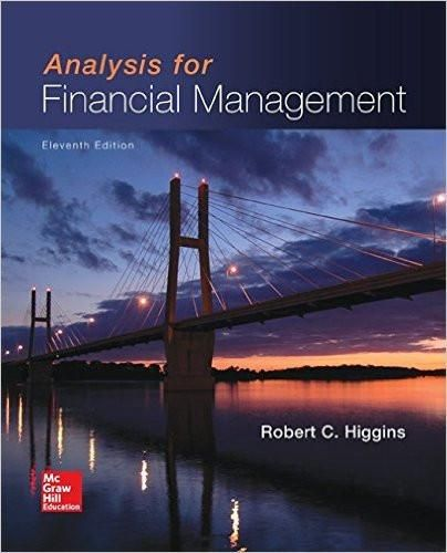Pin On Analysis For Financial Management 11th Edition By Robert Higgins