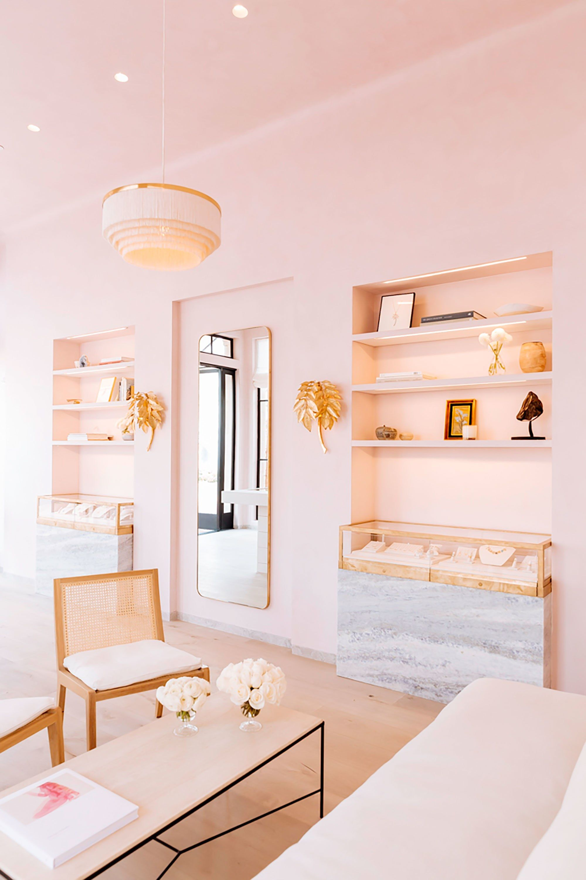 """Jennifer Meyer's First Store Is a Charming """"Jewel Box"""" in"""