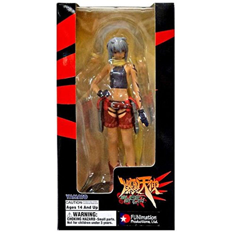 Burst Angel Anime Pvc Figure Statue Jo Click Image To Review More De S This Is An Affiliate Link Actionfiguresstatues