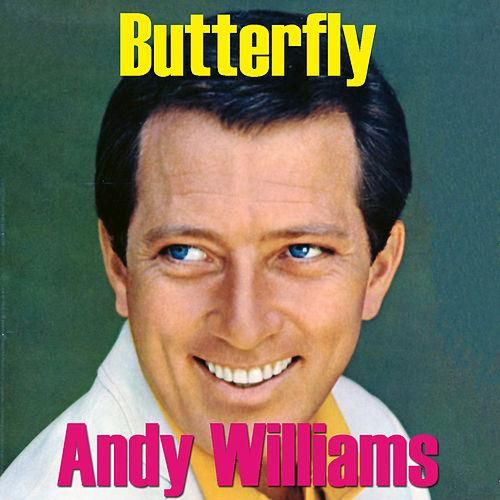 """Andy Williams sang """"Butterfly"""" in 1957. (With images)   Andy ..."""