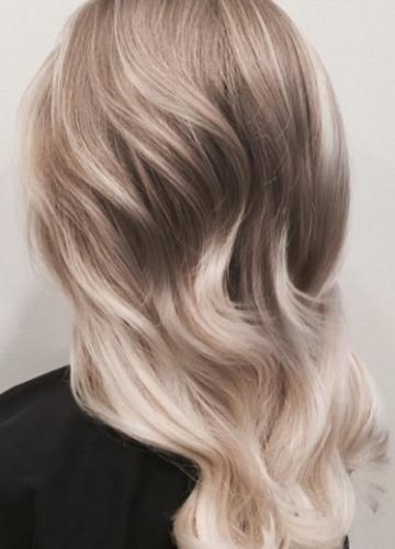 Beige Blond Die Trend Haarfarbe Der Saison Haar Haare