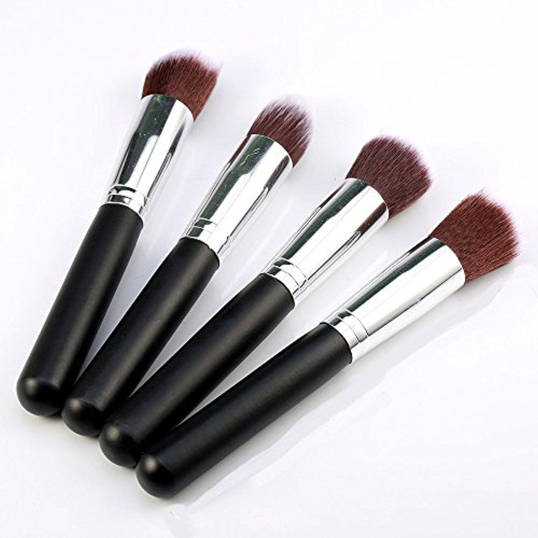 Kelis 4 pcs/set Makeup Brush Kit Cosmetics Foundation